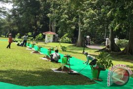 Istana Bogor sediakan Al-Saud Garden sambut Raja Salman