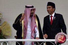 Raja Salman: mana cucu Soekarno?