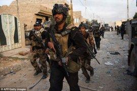 Akibat bentrokan di Irak tewaskan 2 orang, lukai 200 lainnya
