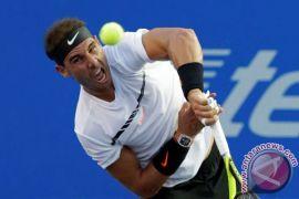 """Nadal ke semifinal AS Terbuka setelah """"sekolahi"""" Rublev"""