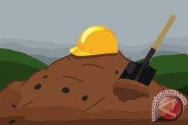 Satu penambang bijih timah ditemukan tewas tertimbun lumpur