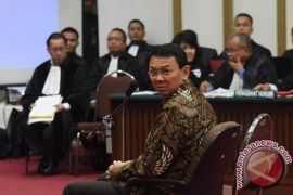 Saksi kasus Ahok singgung kampanye Gus Dur di Babel