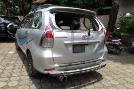 Pelaku perusakan mobil di Bandung mengaku menyesal