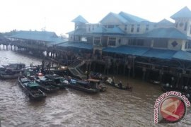 Gelombang laut di Kualatungkal kembali normal