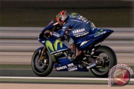 Vinales melesat di lomba moto GP Qatar