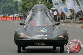 """Tiga tim mobil hemat energi Indonesia lolos ke kompetisi """"DWC"""" London"""