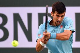 Djokovic tersingkir dari turnamen Indian Wells