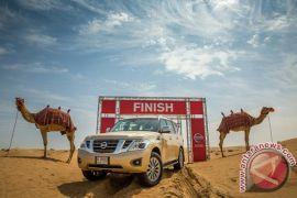 Nissan perkenalkan Camel Power, pengukur performa kendaraan di gurun