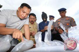 Polres Sukabumi waspadai pencurian benih lobster