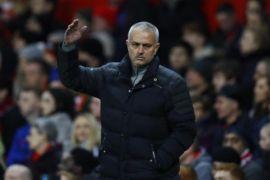 Mourinho mengaku puas telah sukses membangun MU