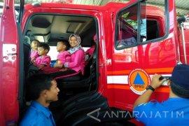 BPBD Bojonegoro Jadi Wisata Edukasi Pemadaman Kebakaran