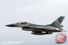 Pengiriman F-16 hibah AS ditunda lagi karena pesawat tanker bermasalah