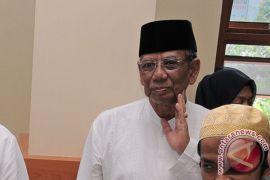 Ratusan santri Bangilan sholat ghaib setelah dengar Hasyim Muzadi wafat
