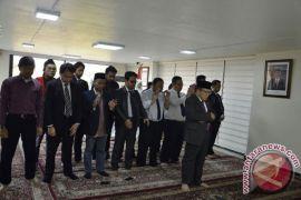 Kedutaan Besar Indonesia di Beirut sholat ghaib untuk KH Hasyim Muzadi