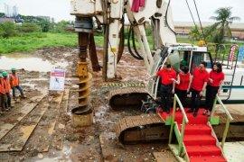 Pikko Land Pasang Pancang Pembangunan Thamrin District