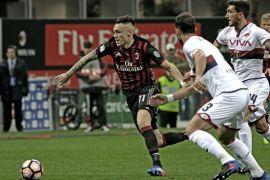 Kalahkan Genoa 1-0, AC Milan Naik ke Posisi Enam