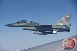 Dua F-16 hibah AS batal dikirim hari ini