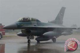 """F16 Lanud Roesmin Nurjadin jalani """"upgrade"""""""