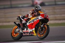 Marquez tercepat pada latihan bebas ketiga MotoGP Valencia