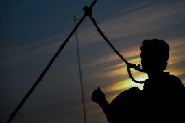Blogger Aljazair terancam hukuman mati karena tulisannya
