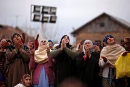 Hari pertama puasa di Kashmir, warga dilarang salat di masjid