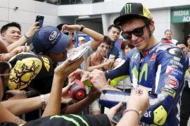 Klasemen MotoGP usai seri Katalunya, Rossi tempel Marquez