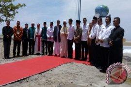 Presiden Jokowi Resmikan Titik Nol Islam Nusantara di Barus