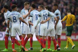Marcus Rashford antar Inggris gebuk Slowakia 2-1