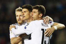 Jerman kembali puncaki peringkat FIFA