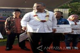 Mendes PDTT Apresiasi Embung Desa Manfaatkan Dana Desa
