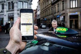 Di Palembang, taksi online diberi 3 bulan untuk berbenah