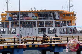 Kendaraan di Pelabuhan Gilimanuk-Ketapang padat jelang Hari Raya Nyepi