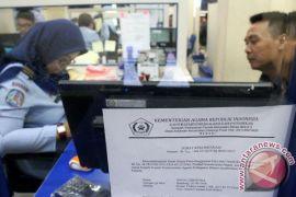Imigrasi Palu perketat pemohon penerbitan paspor umroh