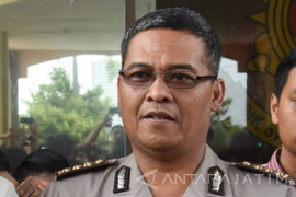 Polisi Tetapkan Tersangka Penyerobot Rombongan Konvoi Jokowi
