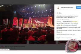 11 Besar Puteri Indonesia 2017