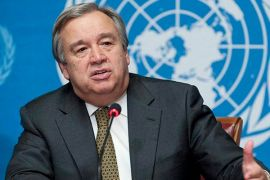 """Sekjen PBB serukan penghentian \""""perang bodoh\"""" di Yaman"""