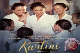 "Dian Sastro Bangga Penonton ""Kartini"" Berkebaya"