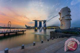 Bursa saham Singapura berakhir melemah 0,32 persen