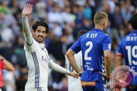 Madrid Mantap di Puncak Usai Libas Alaves 3-0