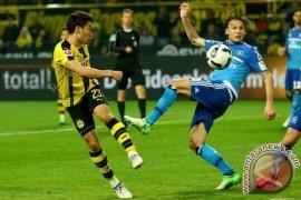 Kagawa Cetak Gol Saat Dortmund Gebuk Hamburg 3-0