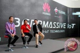Telkomsel - Huawei Uji Coba Teknologi 3GPP Massive IoT dan FDD Massive MIMO Pertama di Indonesia