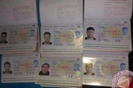 Imigrasi Jambi tangkap enam warga Tiongkok
