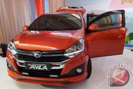 Daihatsu luncurkan generasi kedua Ayla