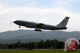 Pesawat militer AS tinggalkan Aceh