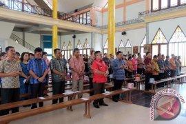 Misa Kudus ASN Kabupaten Sekadau