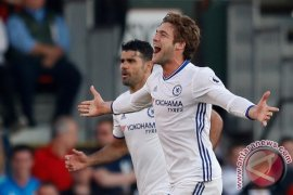 Chelsea Bekuk Bournemouth 3-1