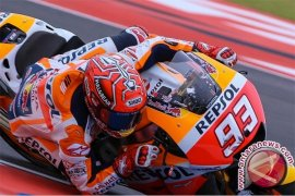Marquez Rebut Pole MotoGP Argentina