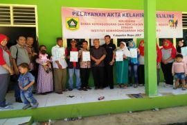 Pelayanan keliling akta kelahiran di Kabupaten Bogor hentikan praktik calo