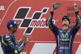 """Rossi akui """"masih jauh"""" untuk mengejar Vinales"""