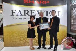 Pimpinan Sharp Indonesia berganti